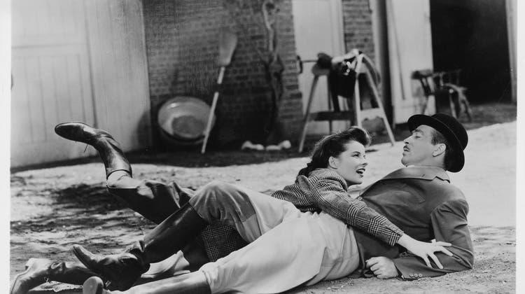 Das Stadtkino Basel rutscht mit Katharine Hepburn ins neue Jahr