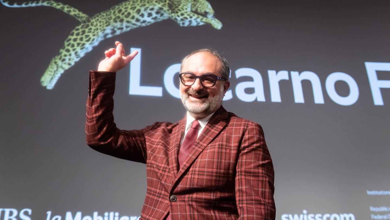 Der neue Leiter des Filmfestivals Locarno warnt davor, den Wert der Kultur zu unterschätzen. (Keystone)