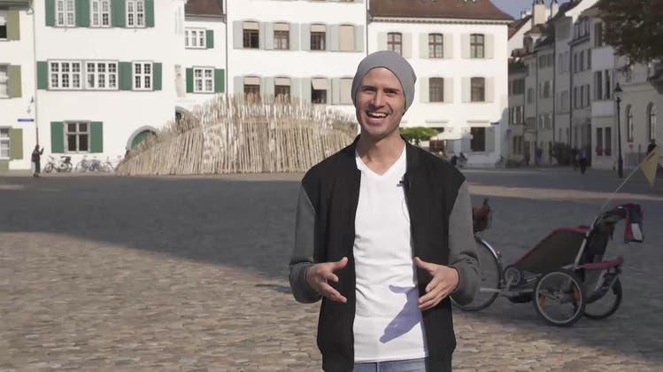 Neue Art der Stadtführung: Ein virtueller Spaziergang durch Basel