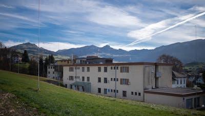 Ende November stoppt die Standeskommission das Projekt für den Neubau des Spital Appenzell. (Bild: Benjamin Manser)