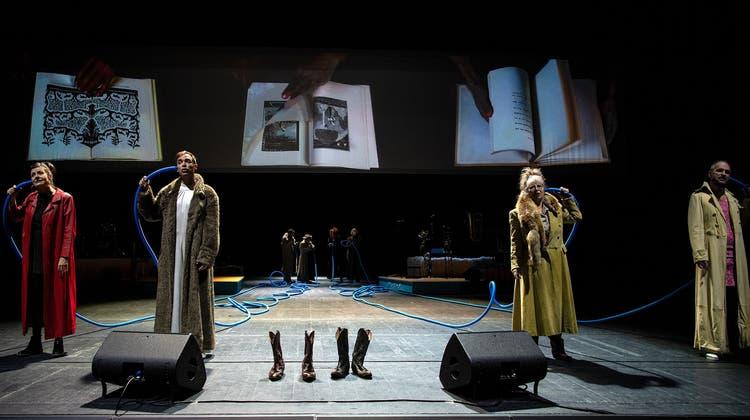 Absurd: Grosses Theater für nur 15 Zuschauer