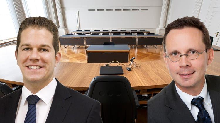 Die Solothurner SVP will endlich einen Oberrichter, ob neue Spielregeln helfen?