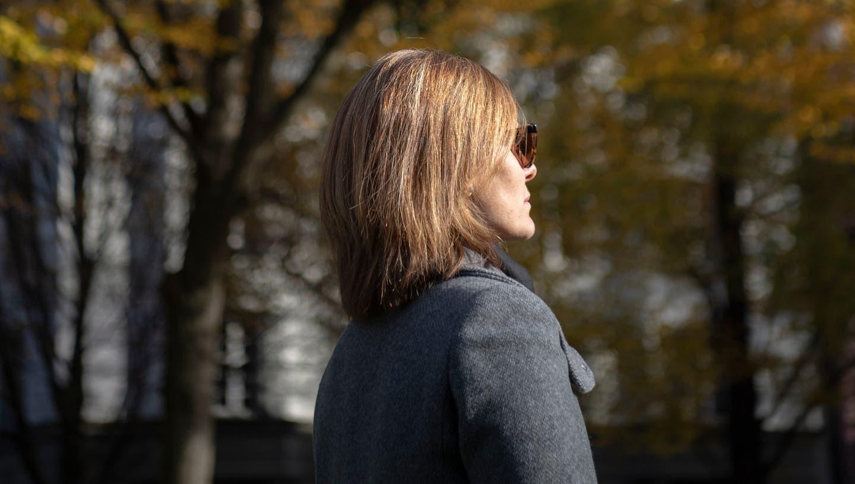 Diana W. trauert um ihren verstorbenen Mann und ist nun Alleinerziehende von zwei Kindern. (Bild: Pius Amrein (23. November 2020))