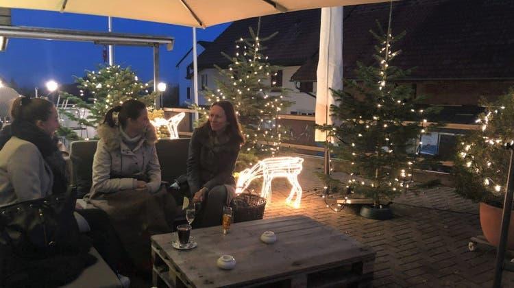 Trotz Corona: In diesen Aargauer Lokalen kommen Gäste in Feststimmung – drei Beispiele