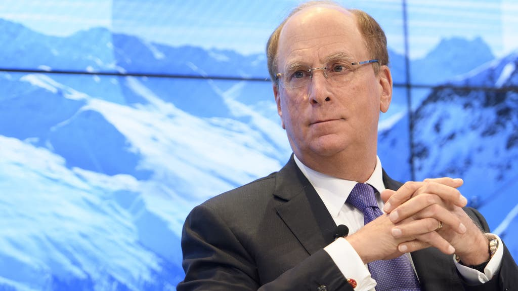 Laurence Fink, Chef des weltgrössten Vermögensverwalters BlackRock.