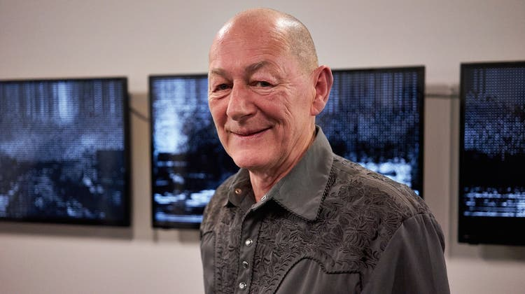 Ernst Thoma (1953–2020). (Bild: Jürg Fausch)