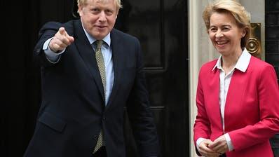 Brexit-Handelspakt: Verhandlungen werden fortgesetzt