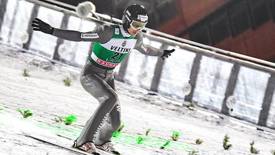 Gregor Deschwanden überzeugt mit Platz 9 in Nischni Tagil