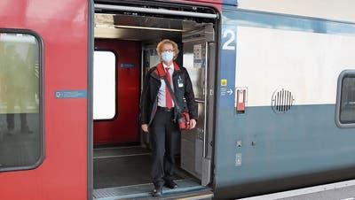 Nach 42 Jahren ist Schluss:Zugführer Hansjürg Oesch geht nächste Woche in Pension