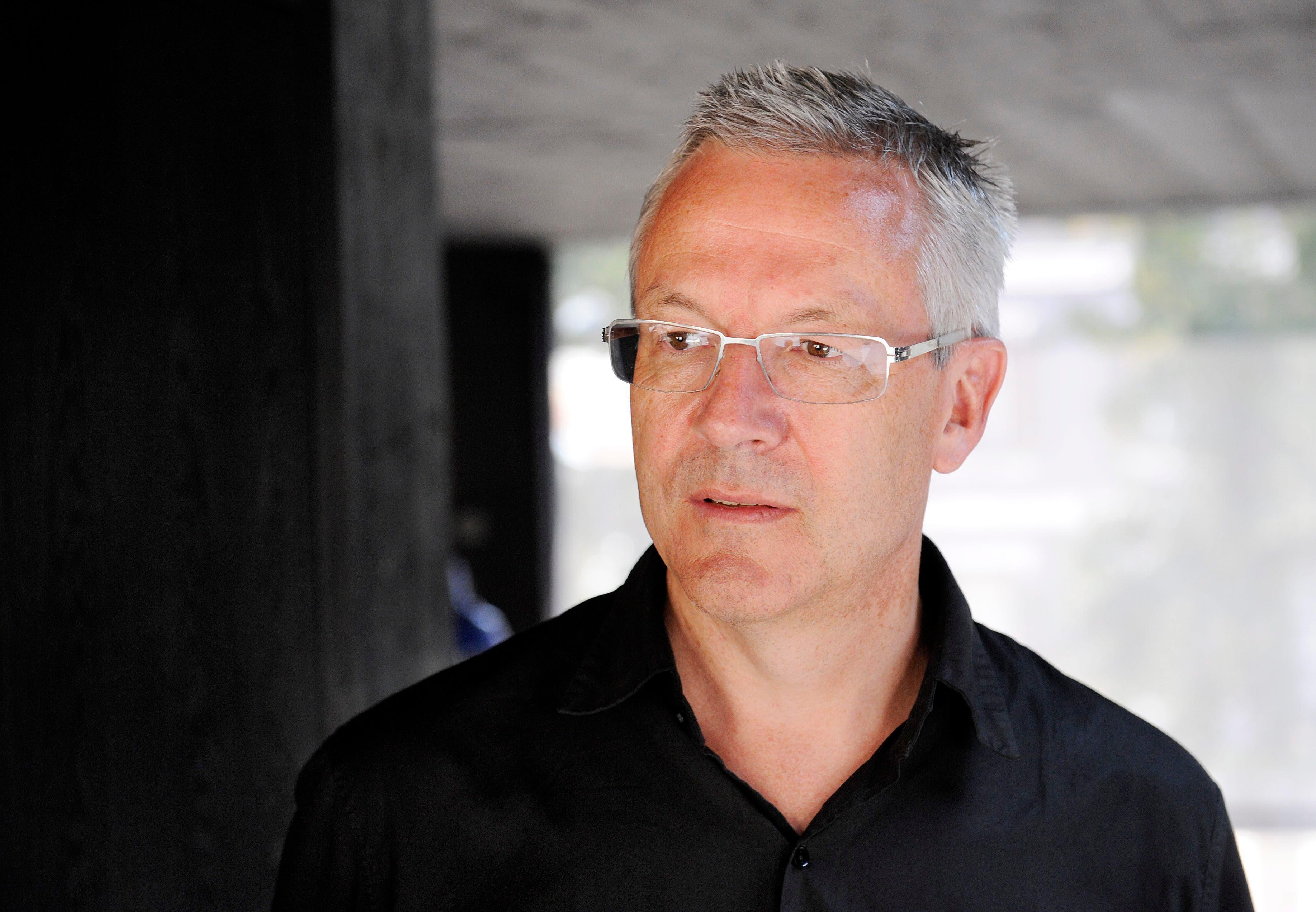Valerio Olgiati aus Flims GR wird Kanye West's Hausarchitekt.