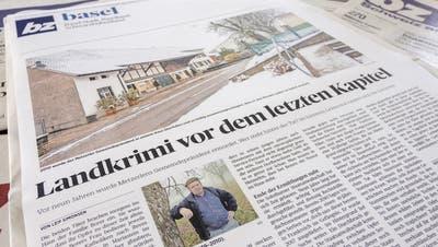 Die Täter töteten Ivo Borer in der Hoffnung auf eine Millionenbeute