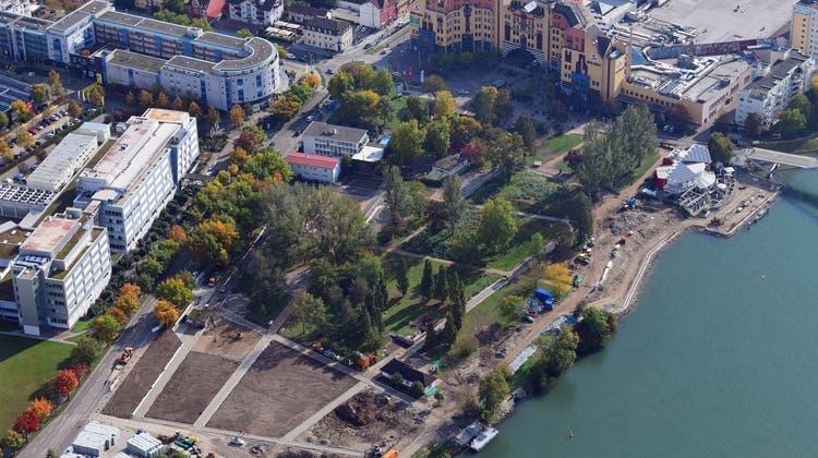 Weil am Rhein und Huningue wollen ihr Rheinufer attraktiver gestalten