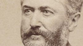 Johann Ulrich Müller (1819-1888). (PD)