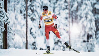 Der norwegische Langläufer Johannes Klaebo hat grossen Respekt vor dem Coronavirus. (Bild: Federica Modica/Getty (Ruka, 29. November 2020))