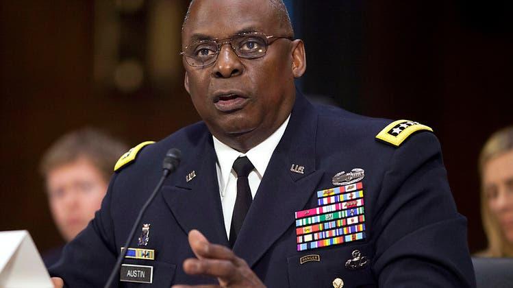 Berichte: Biden will schwarzen Ex-General zum Pentagon-Chef machen