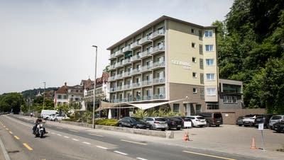 Das Luzerner Dreisternehaus Hotel Seeburg (Bild: Manuela Jans-Koch (Luzern, 13. Juni 2019))