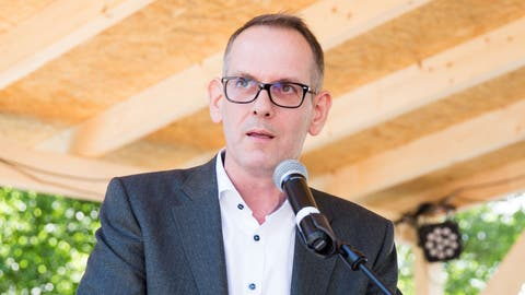 Ralf Werder ist seit 2016 Endinger Gemeindeammann. (Bild: Severin Bigler)