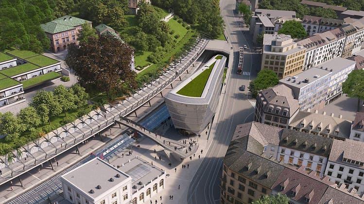Die Velostation am Bahnhof Stadelhofen kostet die Stadt 15 Millionen Franken