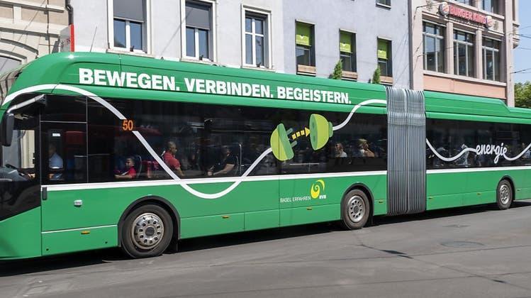 Umstellung auf Elektro: BVB dürfen 126 E-Busse kaufen und eine neue Garage bauen