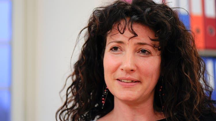 Eva Gauch organisierte mit dem Alten Spital in Solothurn die 24. Sommerfilme auf der Krummturmschanze. (Bild: Oliver Menge)