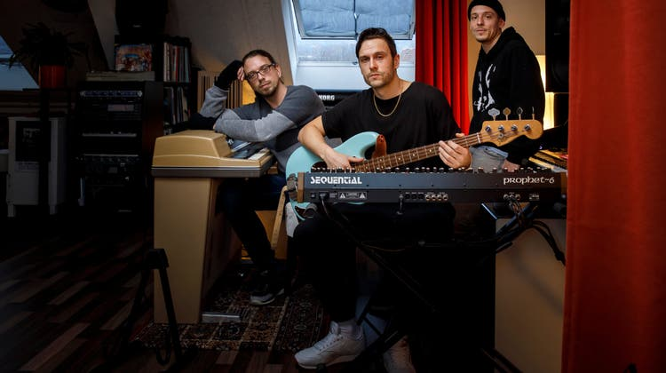 «Es ist als Gesellschaftskritik gedacht»: Loonote Club ist mit neuem Album am Start