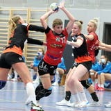 Die Kreuzlinger Handballerinnen sind nationale Spitze. Ihr Verein leidet aber wie alle Sportvereinefinanziell unter der Coronakrise. ((Bild: Mario Gaccioli))