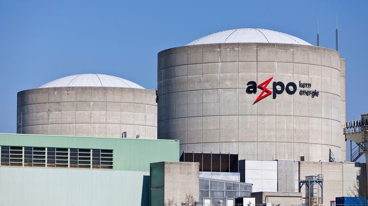 Axpo betreibt unter anderem das Kernkraftwerk Beznau im Aargau und wird getragen von den Nordostschweizer Kantonen. (Keystone)