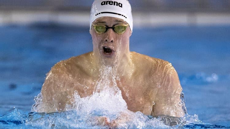 Wie das Training in der Badewanne Yannick Käser zum Schweizermeister machte
