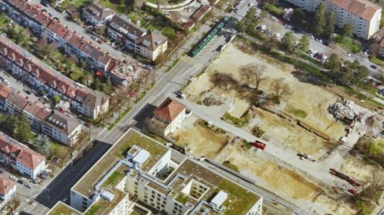 Basler Grosser Rat will Tramhaltestelle «Im Westfeld» aufheben