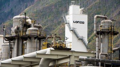 Das klimaschädliche Lachgas entstand bei der Produktion des Vitamins Niacin von Lonza. (Keystone)
