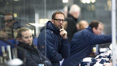 Trainer Roger Hansson. (Bild: PD)