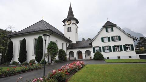 Die reformierte Kirche in Altdorf. (Bild: Urs Hanhart)