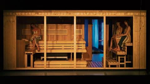 Spa statt Spannung: Das Zürcher Theater Neumarkt wird zur Wellness-Oase