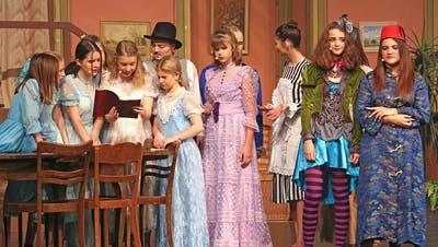 Theaterluft ist gesund, zum Beispiel im Kindertheater Floh in Frauenfeld