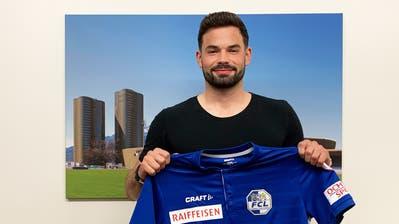 Marco Bürki hat beim FC Luzern einen Vertrag bis Sommer 2022 unterschrieben. (Bild: PD)