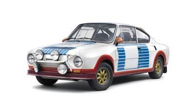 Der Skoda 130RS ist der Urvater aller heutigen RS-Modelle. Mit seiner Leichtbautechnik aus Aluminium und GFK überzeugte er in den 1970er und 80er Jahren bei einer Vielzahl von Rennen wie dem Rallye Monte Carlo und der Akropolis-Rallye. (HO)