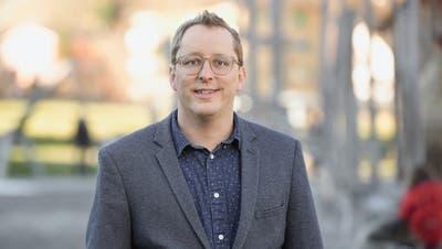 Tritt zurück als Parteipräsident der Grünen zurück: Maurus Frey. (Bild: PD)