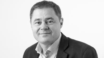 Dave Angst, Chefredaktor «Thurgauer Zeitung». ((Bild: Ralph Ribi))