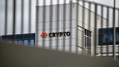 Plötzlich im Fokus des weltweiten Medieninteresses: Der Hauptsitz der Crypto AG in Steinhausen im Kanton Zug. (Bild: Stefan Kaiser (11. Februar 2020))