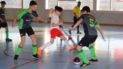Das Futsal-Turnier des FC Bischofszell ist auch in diesem Jahr ein Renner