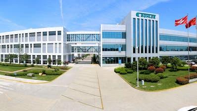 Bühler beschäftigt in China rund 3000 Mitarbeiter. (Bild: PD)