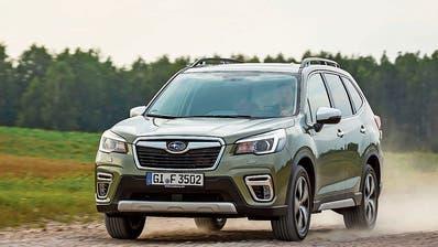 Beim Ausrollen spart er Benzin– der neue Subaru Forester im Test