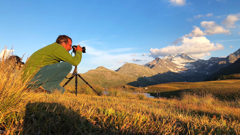 Einen einzelnen schönsten Ort kann Frommenwiler nicht nennen. Die Natur, insbesondere in den Bergen, hat ihn fasziniert.