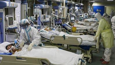 Sprunghafter Anstieg an Neuerkrankungen in Hubei