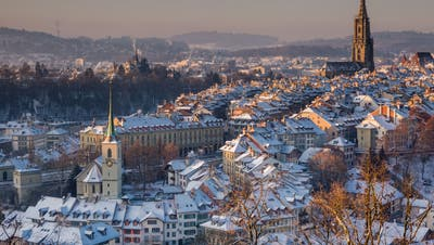 Die Stadt Bern will wachsen. (Jan Geerk)