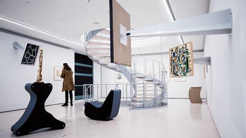 Kunsthaus Zug präsentiert vielschichtig geartete Seelenräume