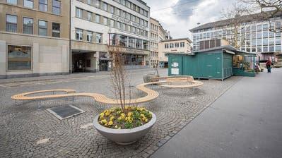 «Zu teuer, zu luxuriös, zu wenig Mehrwert»: Die SVP bekämpft die Neugestaltung des St.Galler Marktplatzes