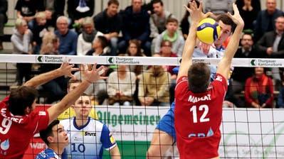 Am Samstag steigt Volley Amriswil ins Playoff – die Frage ist nur: gegen wen?
