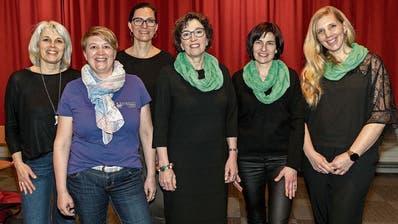 Liliane Loosli ist neue Präsidentin der Katholischen Frauengemeinschaft Buchs-Grabs
