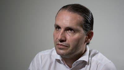 Remo Meyer. (Bild: Pius Amrein)